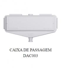 Caixa de Passagem Para Split CPP05U