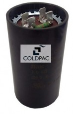 Capacitor 108-130 110V Coldpac