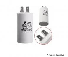 Capacitor Permanente 20 MFD 250V 2 Polos