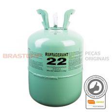 Fluido Refrigerante R22 Original Brastemp Consul 13,62Kg