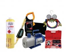 Kit de Ferramentas para Refrigeristas