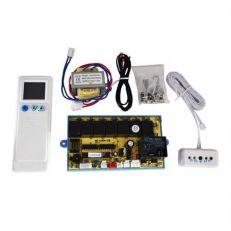 Kit Placa Receptora Para Ar Condicionado Cassete