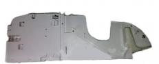 Lateral Interna Evaporador Space 24/60K PT Esquerda