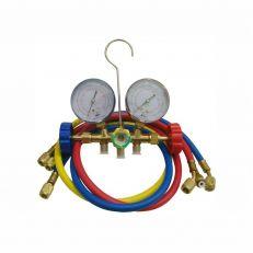 Manifold Gás R410 Com Visor