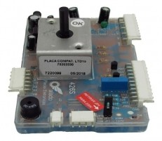 Placa Electrolux Pôtencia LTD15 Bivolt - Alado