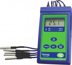 Termômetro Portátil Penta III -50+150ºC Full Gauge