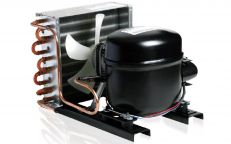Unidade Condensadora 1/3HP UFUS100HAK R134A 220V Embraco