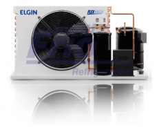 Unidade Condensadora 5,0 HP Elgin SLM 2500 Trifásica R22 220v