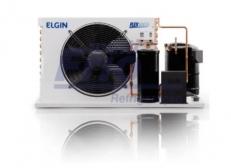 Unidade Condensadora Elgin 2,5 HP SLIM2250TTC R22 HP81 220V