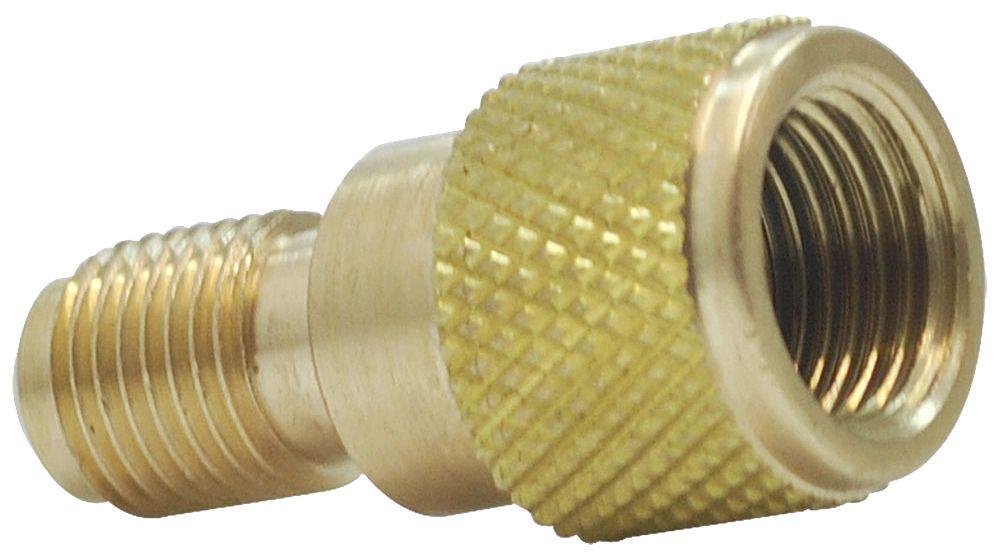 Adaptador para mangueira de manifold R410A