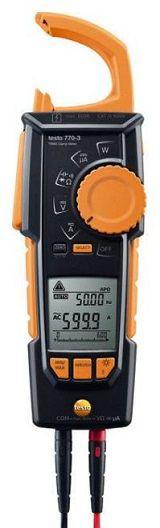 Alicate Amperímetro 770-3 Testo