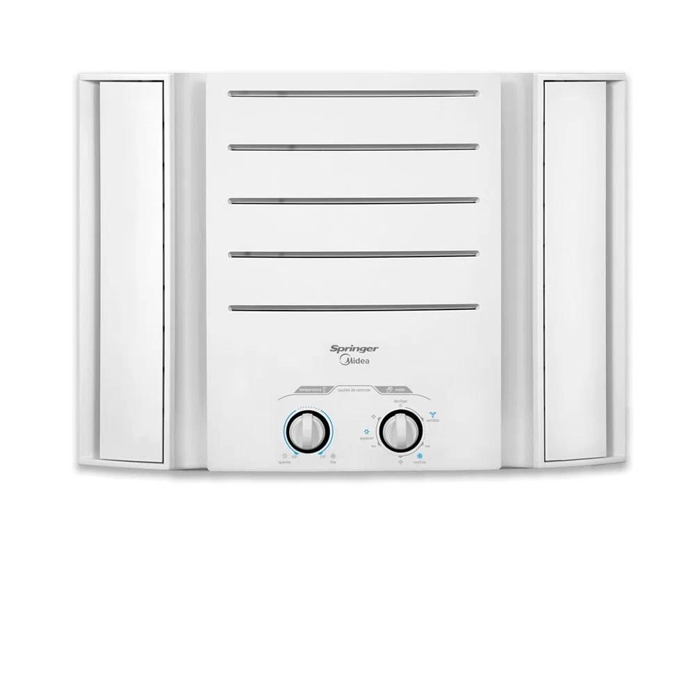 Ar-Condicionado Janela Manual Springer Midea 7.500 BTUs Só Frio 220V
