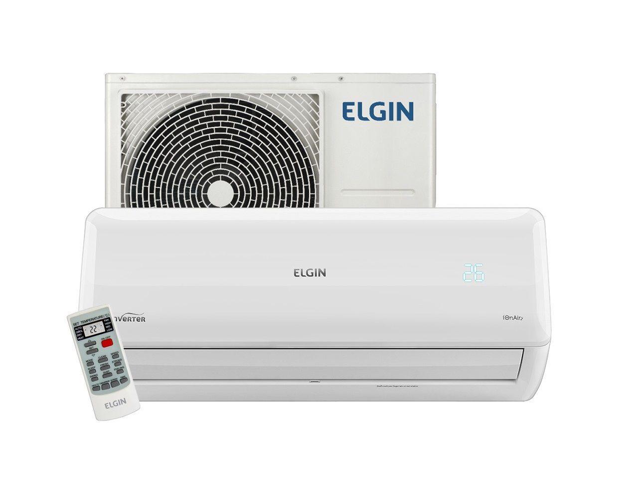 Ar Condicionado Split 9.000 Btus Eco Inverter Frio R410A 220V Elgin
