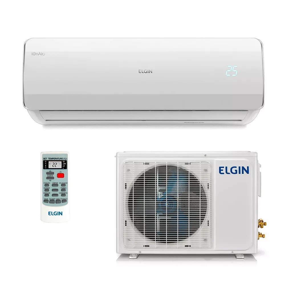 Ar Condicionado Split Elgin Eco Power 9.000 BTUs Quente e Frio R410A 220V