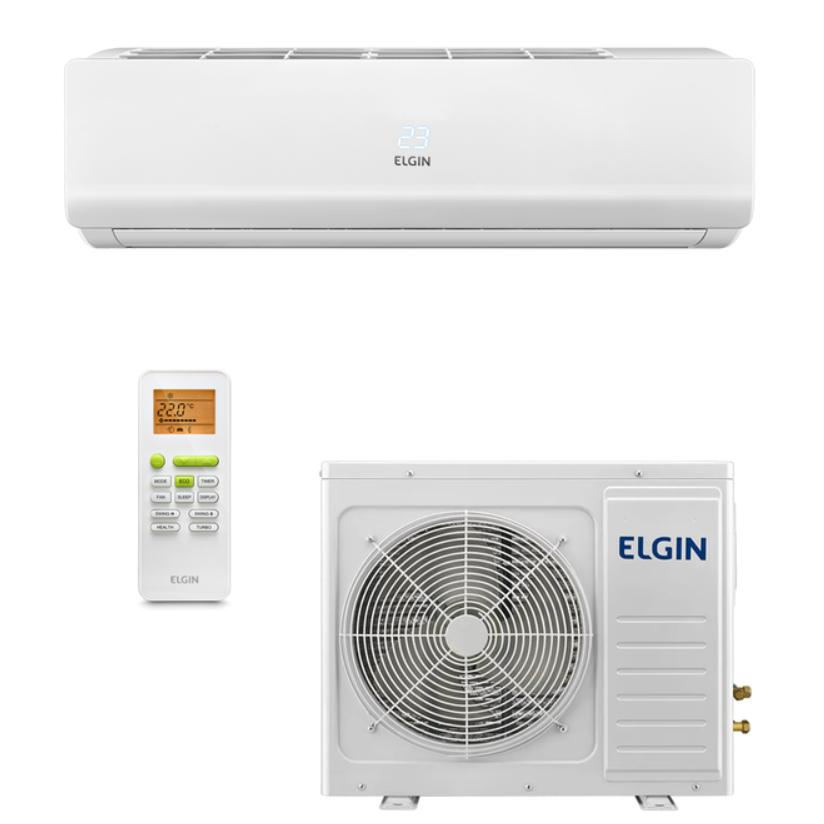 Ar Condicionado Split Elgin Eco Class 9.000 BTUs Quente e Frio R410A 220v