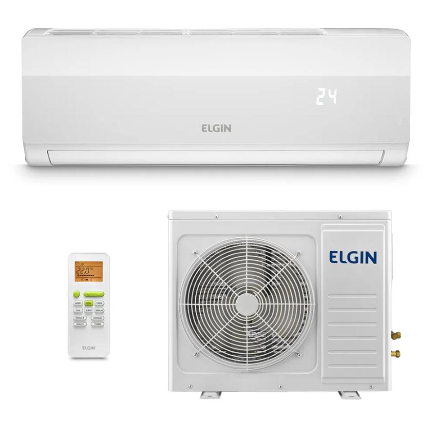 Ar Condicionado Split Inverter Elgin Trend 12.000 BTUs Frio R410A 220V