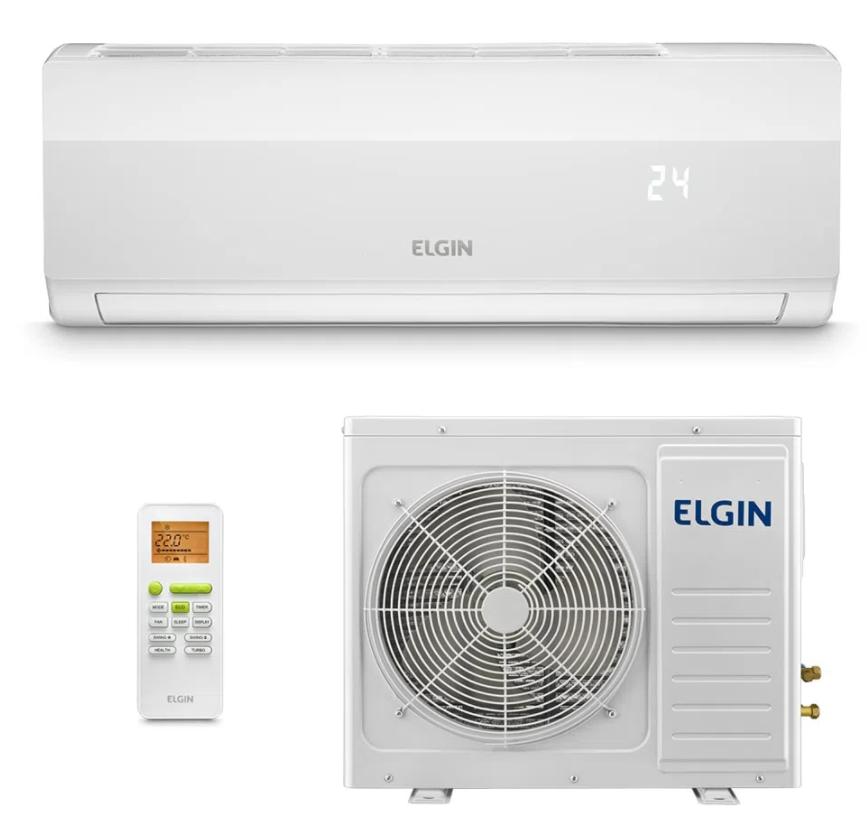 Ar Condicionado Split Inverter Elgin Trend 9.000 BTUs Frio R410A 220V
