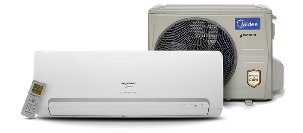 Ar Condicionado Split Inverter 12.000 Btus Quente e Frio Airvolution