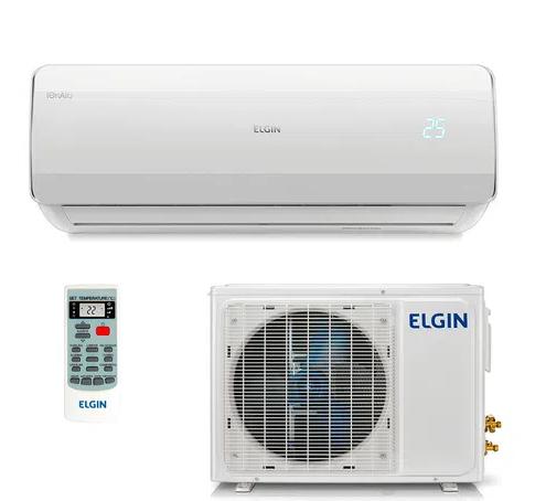 Ar-Condicionado Split Parede Elgin Eco Power 9.000 BTUs Só Frio 220V