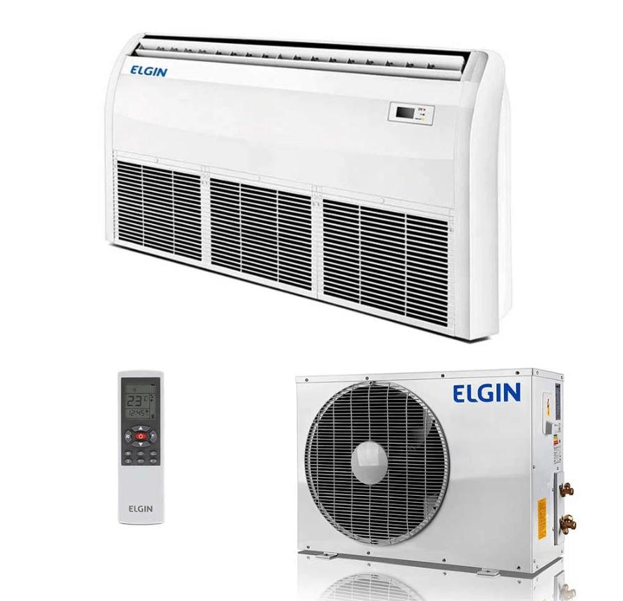 Ar Condicionado Split Piso Teto Atualle Eco Elgin 36.000 BTUs Frio 220V Monofásico