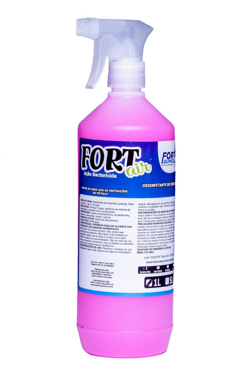 Aroma Bactericida Fort Air Darling 1L