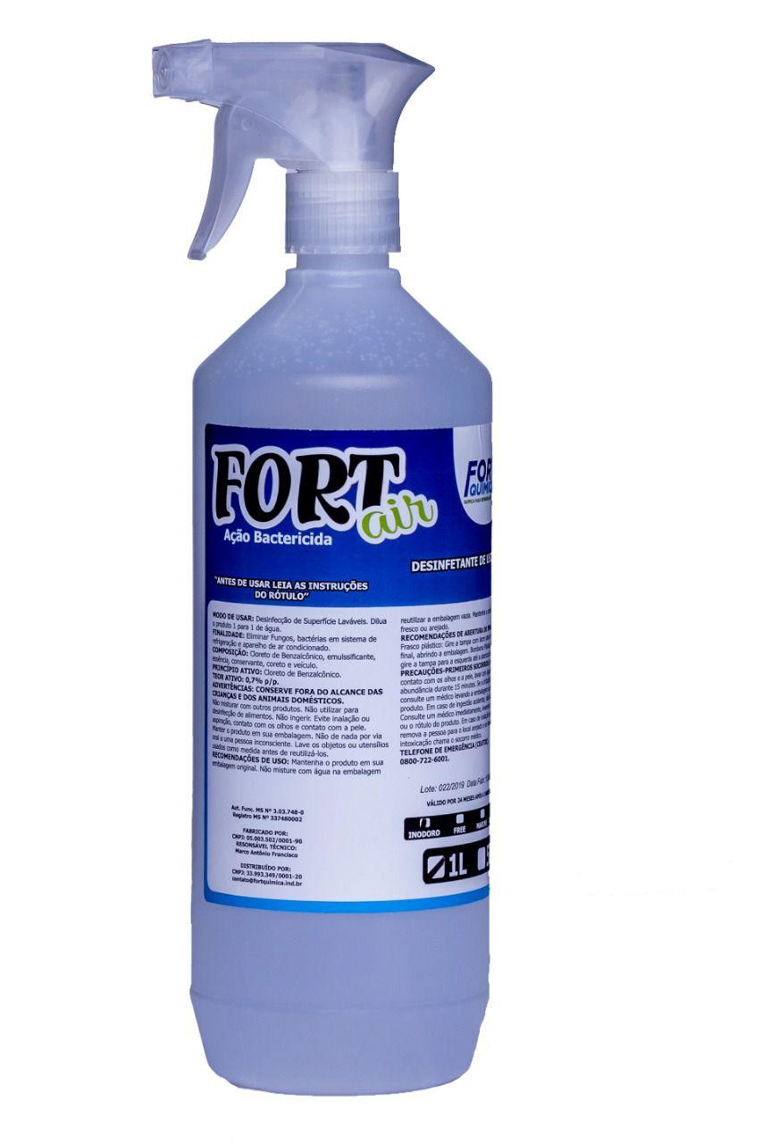 Aroma Bactericida Fort Air Inodoro 1L