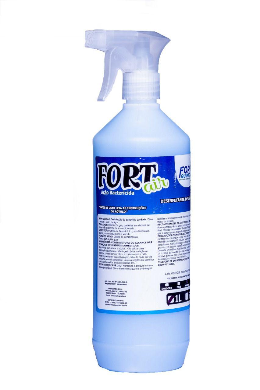 Aroma Bactericida Fort Air Marine 1L
