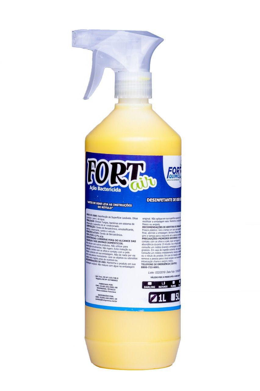 Aroma Bactericida Fort Air Naturis 1L
