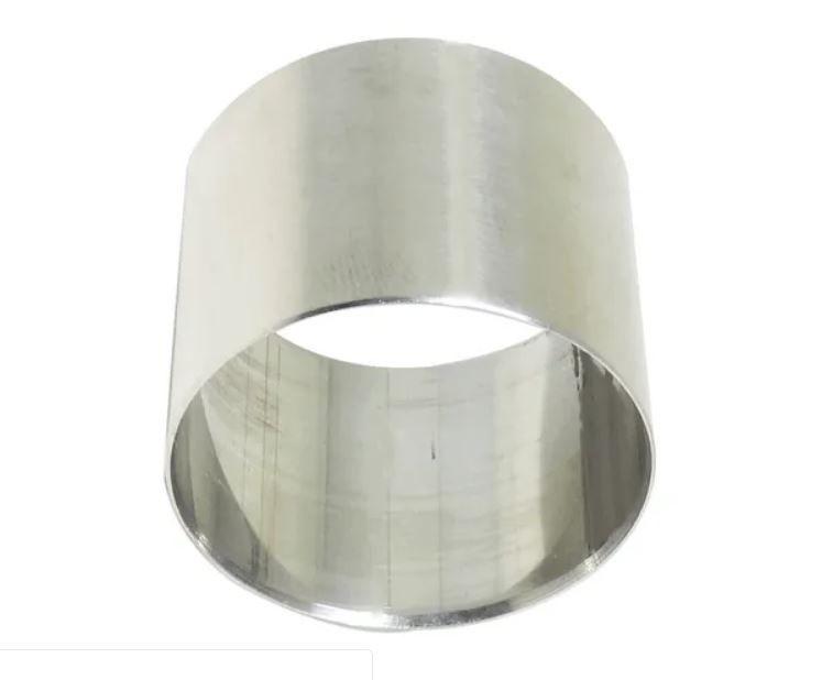 Bucha Inox Proteção e Recuperação Tubo Centrifugação