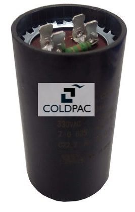 Capacitor 161-193 220V Coldpac
