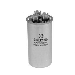 Capacitor Permanente 40+4 MFD 380VAC Suryha