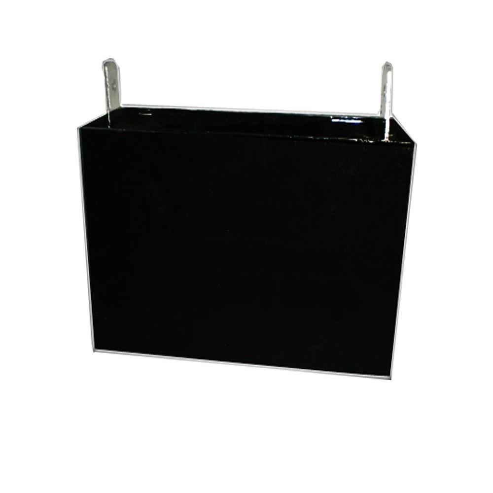 Capacitor Quadrado Preto 2,5MFD 450V