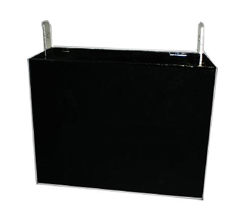 Capacitor Quadrado Preto 3,0MFD 450V