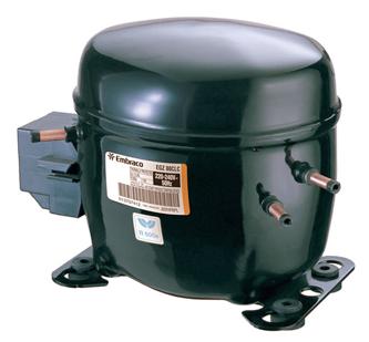 Compressor 1/3 HP R12 FFU100AK 110V Embraco (Sem caixa, filtro e capacitor)