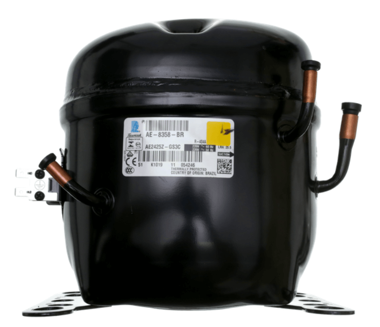 Compressor 3/4 R404A 220V Tecumseh AE2425Z-GS