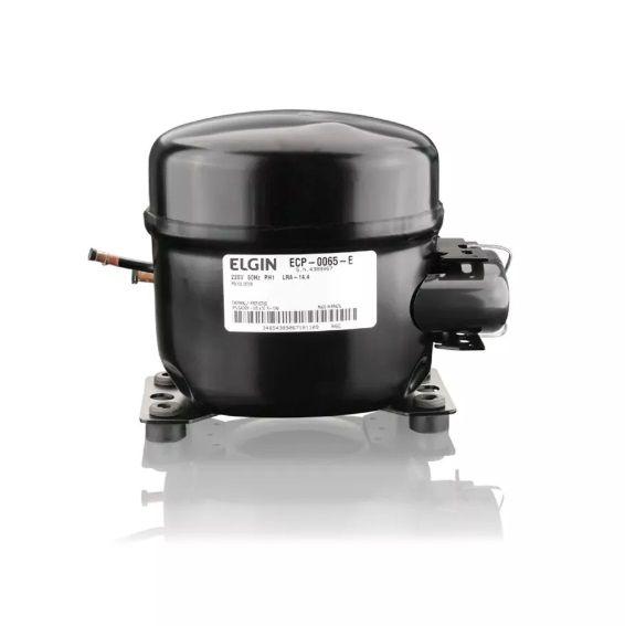 Compressor Elgin 1/3+ ENLE0130E 220V 60HZ R134 Blends