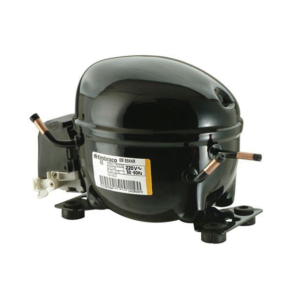 Compressor Embraco 1/5 HP EMYE70CLP R600A 110V