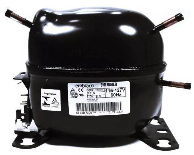Compressor Embraco 1/6 R134A