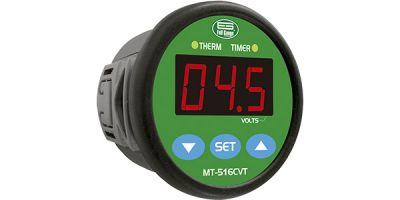 Controlador Digital Full Gauge MT516CVT/9 220V