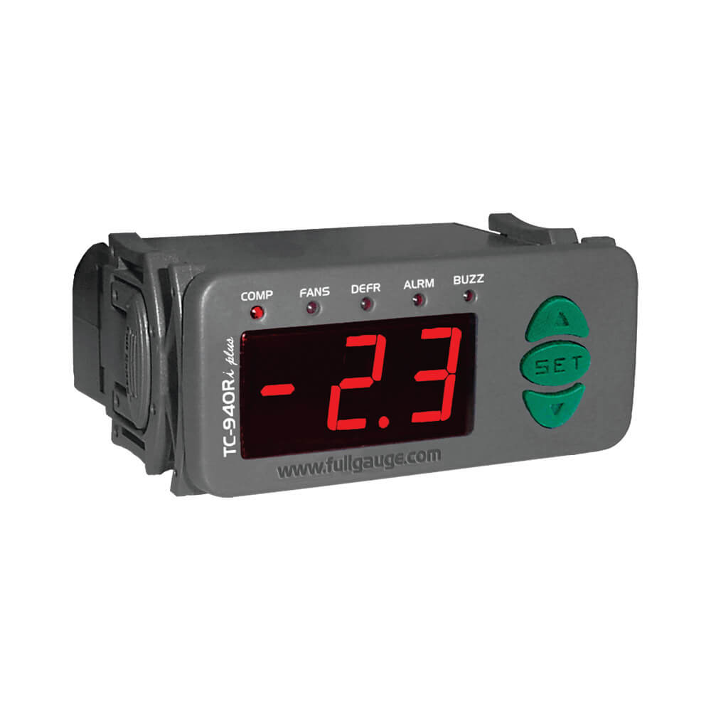 Controlador Digital TC940RI-02 Plus Completo Full Gauge
