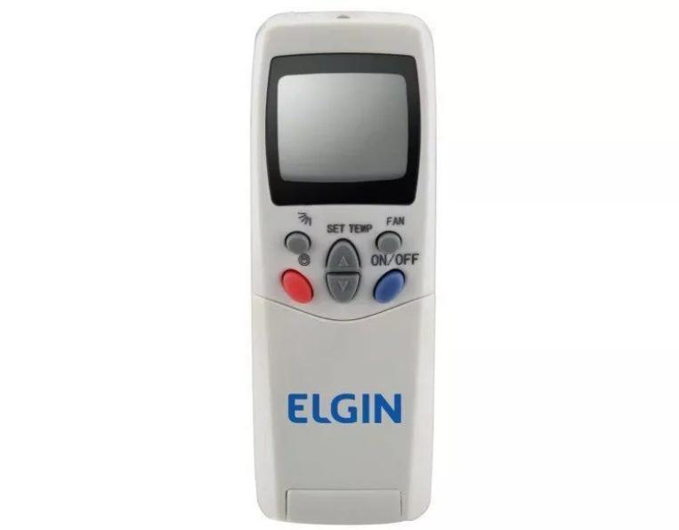 Controle remoto para Ar Condicionado Piso Teto Elgin