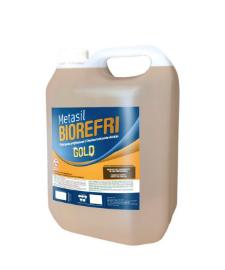 Detergente Ácido (Biorefri) Gold Metasil 5 Litros