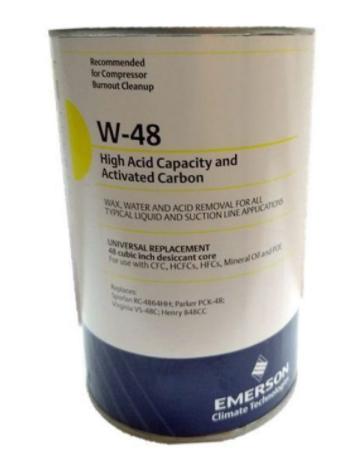 Elemento Filtrante W-48HH Emerson