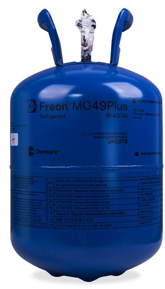 Fluido Refrigerante Freon MO49 Plus 13,62kg