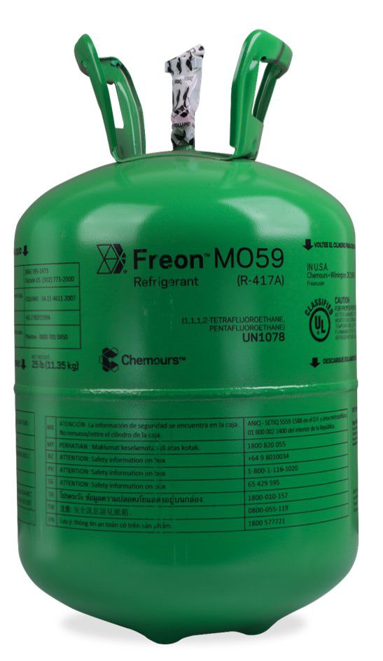 Gás MO59 Freon Chemours 11,35kg