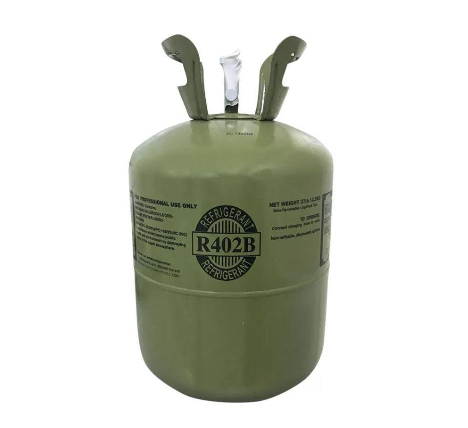 Gás R402B (HP81) Refrigerante 11,80Kg