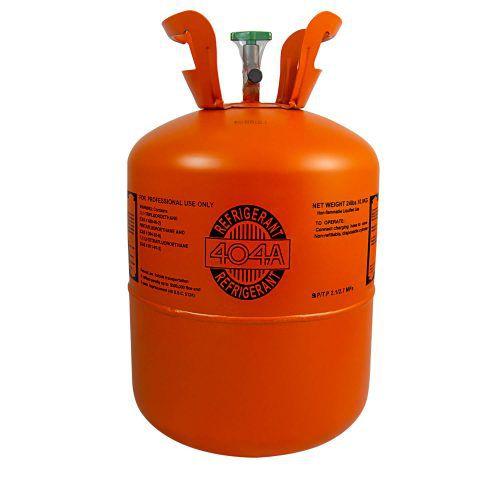 Fluido Refrigerante Refrigerant R404A 10,90Kg