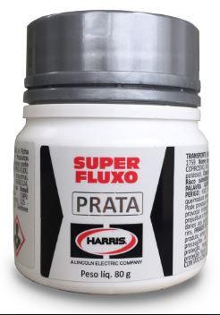 Fluxo Solda Prata Harris 80g