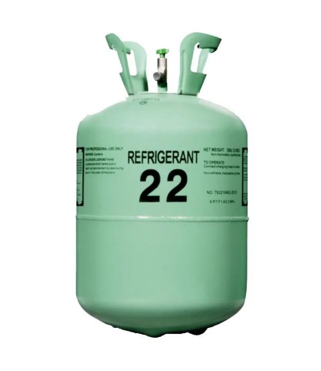 Gás R22 Refrigerant 13,6Kg