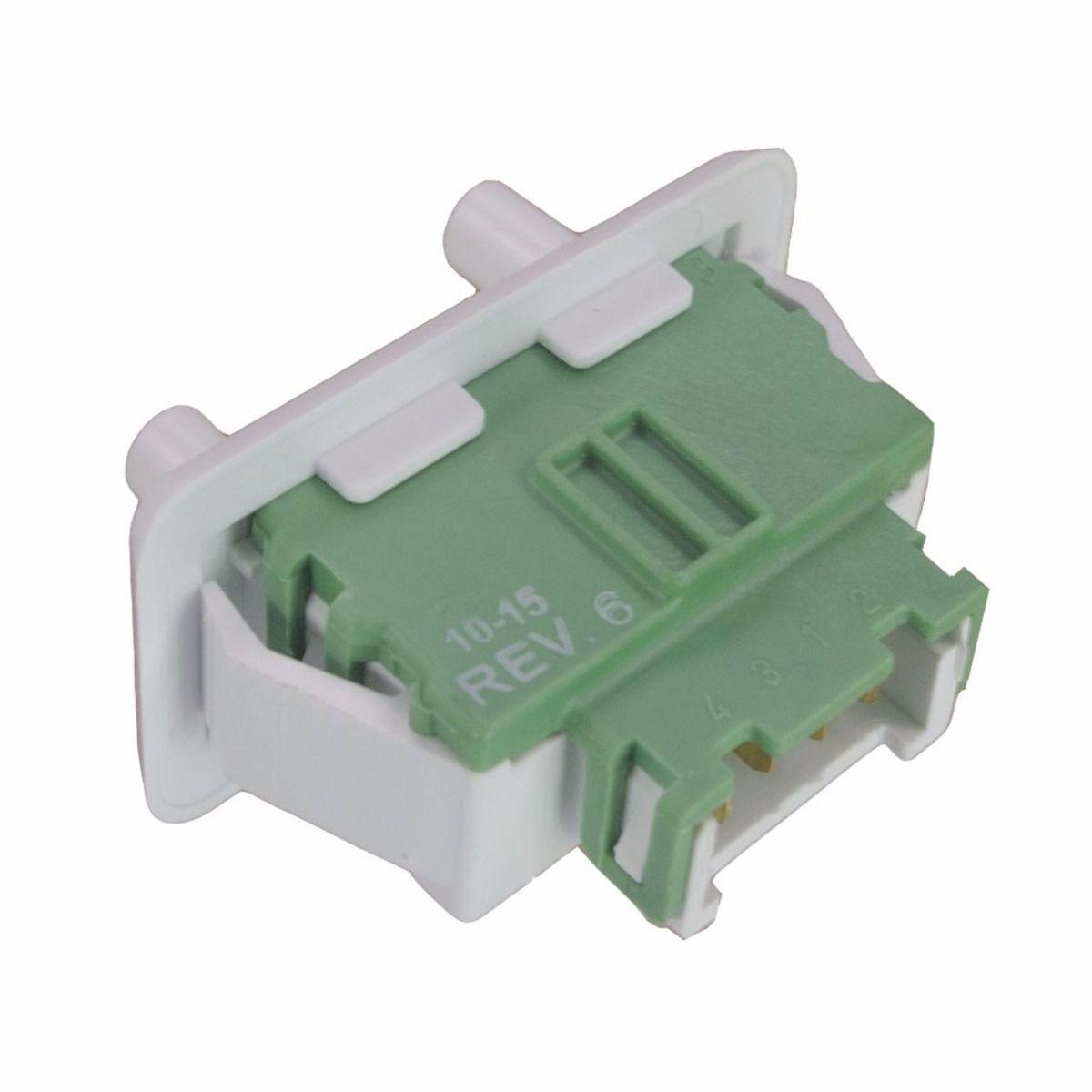 Interruptor Porta de Geladeira DF 34/38 Duplo Electrolux
